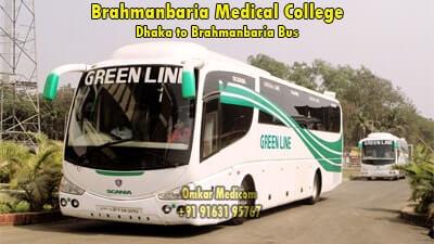 Brahmanbaria Bus 001