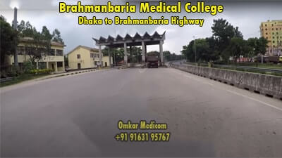 Brahmanbaria Bus 002